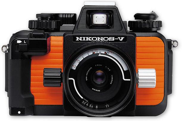 Manutenzione Nikonos V