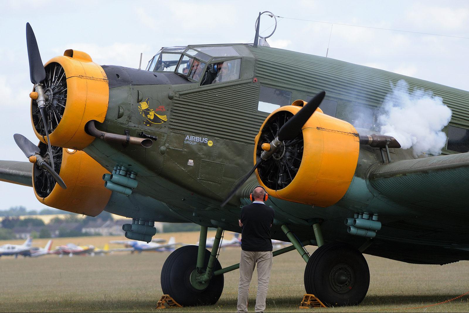 Alla scoperta del relitto di un aereo tedesco Junkers-52 affondato nel 1942 vicino il paese di Sferracavallo (PA)